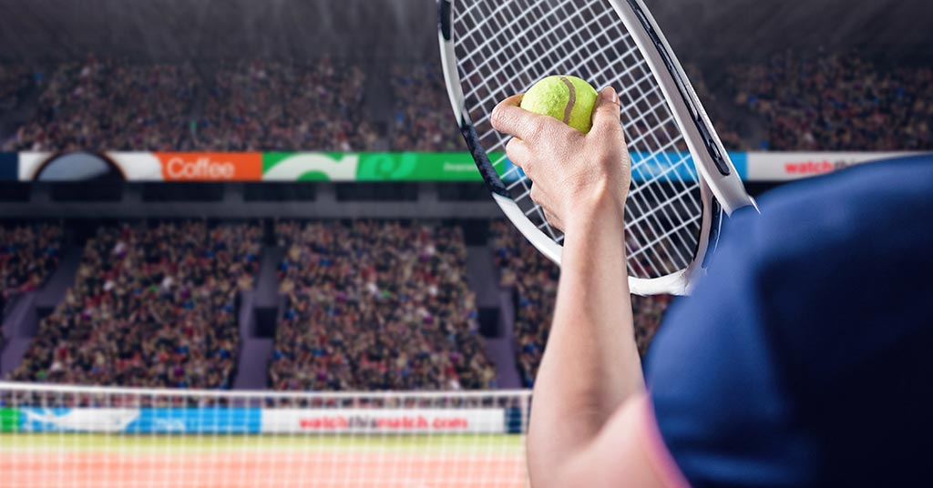 Paddy Power tennis free bet offer