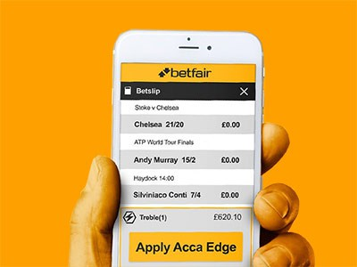 Andy betfair sportsbook