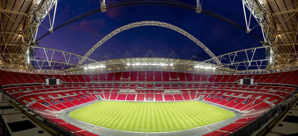 Wembley Stadium - London - The Stadium Guide