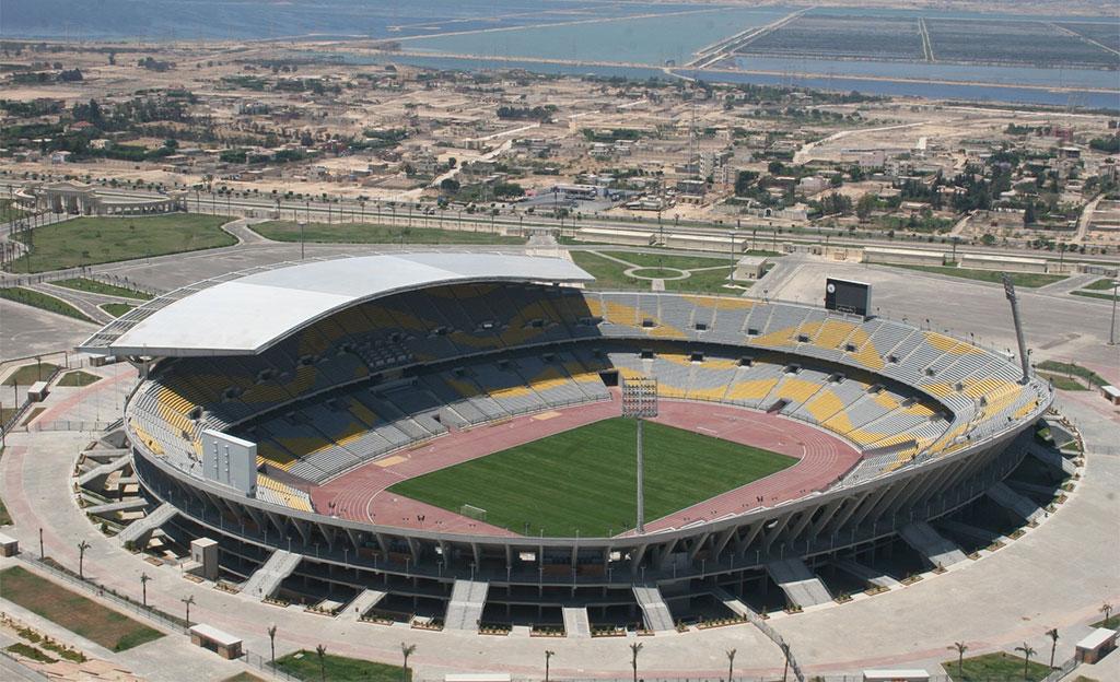 Worlds Ten Biggest Football Stadiums